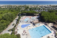 Campsites in the South of France, Le Castellas