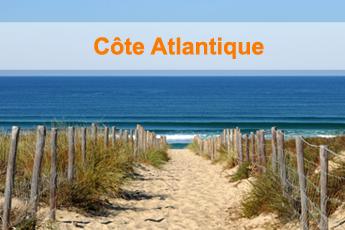 Côte Atlantique, Idéal pour les familles