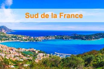 Côté d'Azur, Languedoc, PACA, Argelès, Grau du Roi, Palavas...