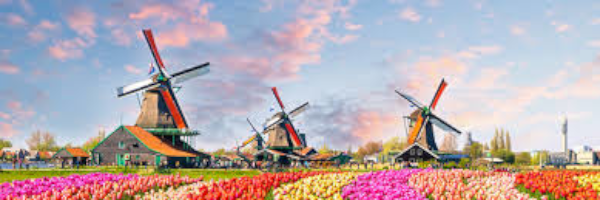 Camping in Nederland