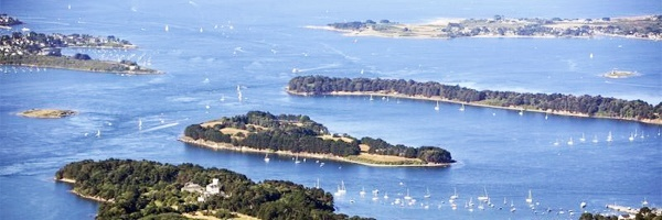 Campsites in dans le Morbihan