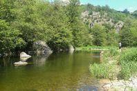 Domaine Camping Les Roches, Le Crestet