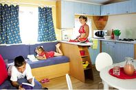 Le Domaine d'Inly, Mobil Home