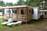 Le Domaine d'Inly, Mobile Home with Terrace