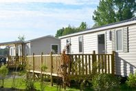 Le Domaine d'Inly, Mobil Home Terrasse