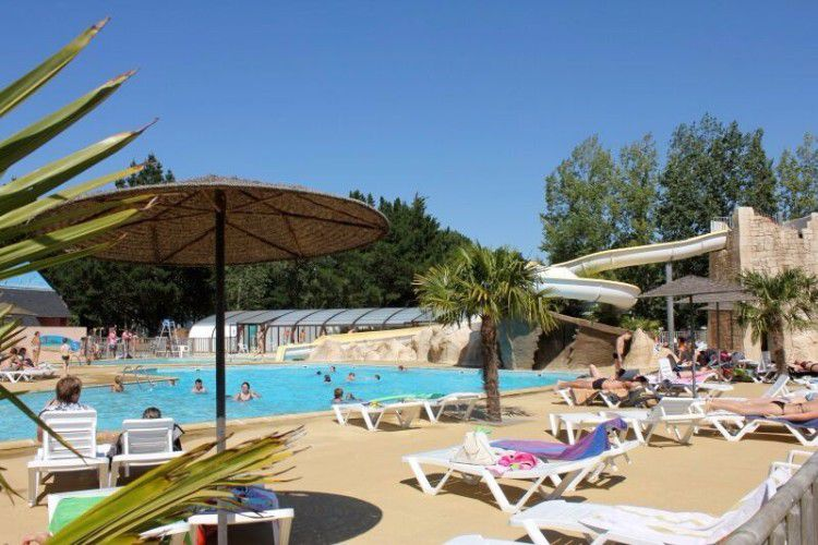 Camping Domaine d'inly - Piscine