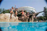 Campsite rental Le Domaine d'Inly