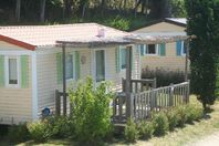 La Bastide, Mobile Home with Terrace (rates for 4 people)