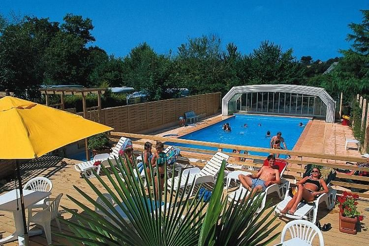 Camping Le Neptune - Vue du camping
