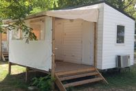 Camping du Lac, Mobile home
