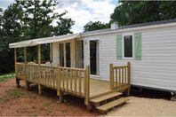 Camping des Bastides, Mobile Home