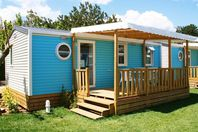 Joan, Mobile Home with Terrace