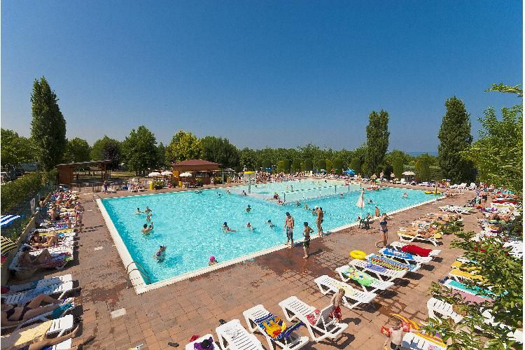 Camping Eurocamping - Piscine
