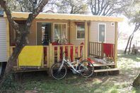Domaine de Gajan, Mobile Home with Terrace