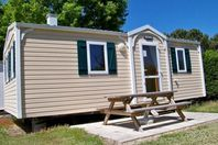 Les Peupliers, Mobile Home with Terrace