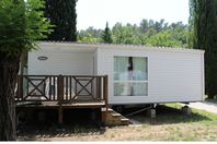 La Vidaresse, Mobile Home with Terrace