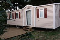 Le Soleil Bleu, Mobile Home with Terrace