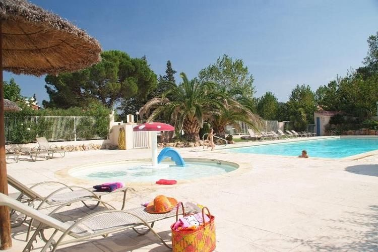 Camping Le Sellig - Piscine