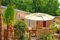 Spa Mer et Soleil, Mobil Home Prestige Terrasse
