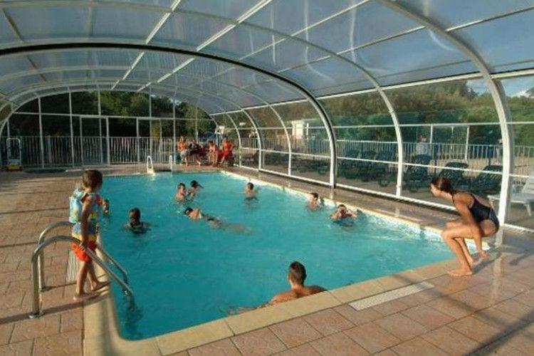 Camping Le Gréarn - piscine