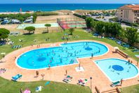 Campsite rental Playa Brava