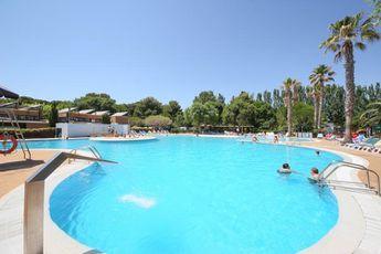 Campsite rental Tamarit Beach Resort
