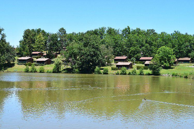 Village Vacances Camping du Lac - Vue du camping