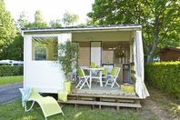 Camping de l'Ile d'Or, Tithome without bathroom facilities