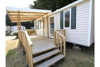 Belle Plage, Mobile Home with Terrace