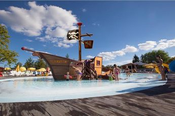 Camping Le Grand Dague - Piscine