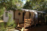 Le Mas de Mourgues, Mobile Home with Terrace