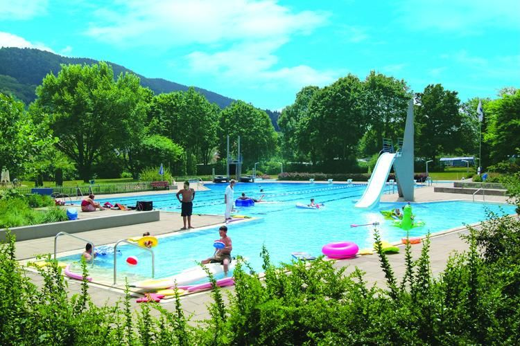 Camping Kinzigtal - Piscine municipale
