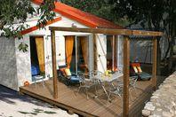Bois Fleuri, Chalet mit Terrasse