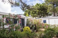 Domaine les Mûriers, Mobile Home with Terrace