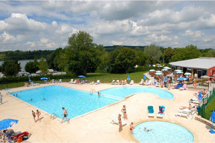 Camping Le Fayolan - Espace Aquatique