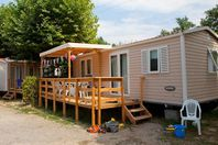 Lac du Lit du Roi, Mobile Home with Terrace (rates for 4 people)