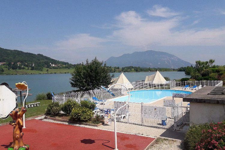 Camping Lac du Lit du Roi - Piscine