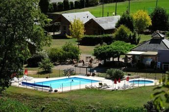Camping Le Colombier - Piscine