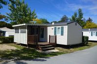 Domaine des Salins, Mobile Home with Terrace