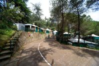 El Far, Canvas tent without bathroom facilities