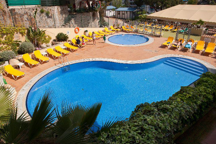 Camping El Far - Piscine