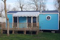 L'Atlantique, Mobile Home with Terrace (rates for 5 people)