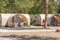 Les Cigales, Canvas Tent without bathroom facilities