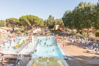 Camping alquiler Les Cigales