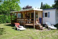 Le Domaine du Cros d'Auzon, Mobile Home with Terrace