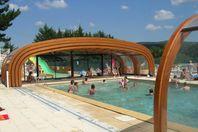 Location camping Le Domaine du Cros d'Auzon