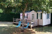 Nouvelle Croze, Mobile home with terrace