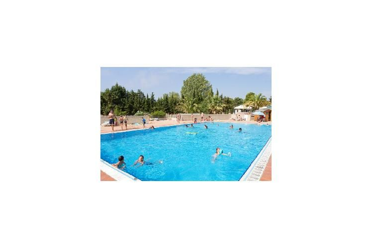 Camping Les Abricotiers - Piscine
