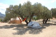 Terra Alta, Stellplatz für Zelt oder Wohnwagen (Preis für 2 Personen)