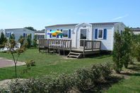La Plage, Mobile Home with Terrace